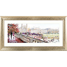 Buy Richard Macneil - Clare Bridge Framed Print, 112 x 57cm Online at johnlewis.com
