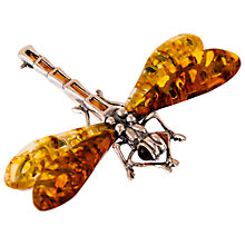 Buy Be-Jewelled Dragonfly Brooch Online at johnlewis.com