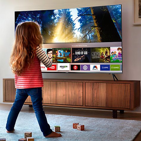 samsung ue55ks7000. buy samsung ue55ks7000 suhd hdr 1,000 4k ultra hd quantum dot smart tv, 55\u201d ue55ks7000 l