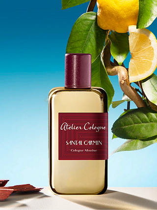 Buy Atelier Cologne Santal Carmin Cologne Absolue, 100ml Online at johnlewis.com