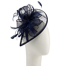 Buy John Lewis Teardrop Fascinator Online at johnlewis.com