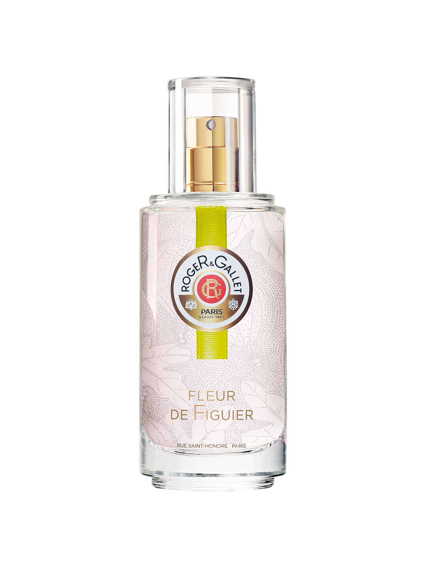 Roger & Gallet Fleur de Figuier Eau de Toilette, 50ml at ...