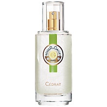 Buy Roger & Gallet Cédrat Eau de Toilette, 50ml Online at johnlewis.com