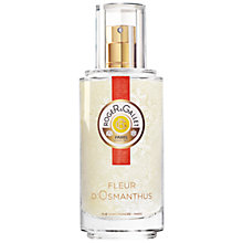 Buy Roger & Gallet Fleur d'Osmanthus Eau de Toilette, 50ml Online at johnlewis.com