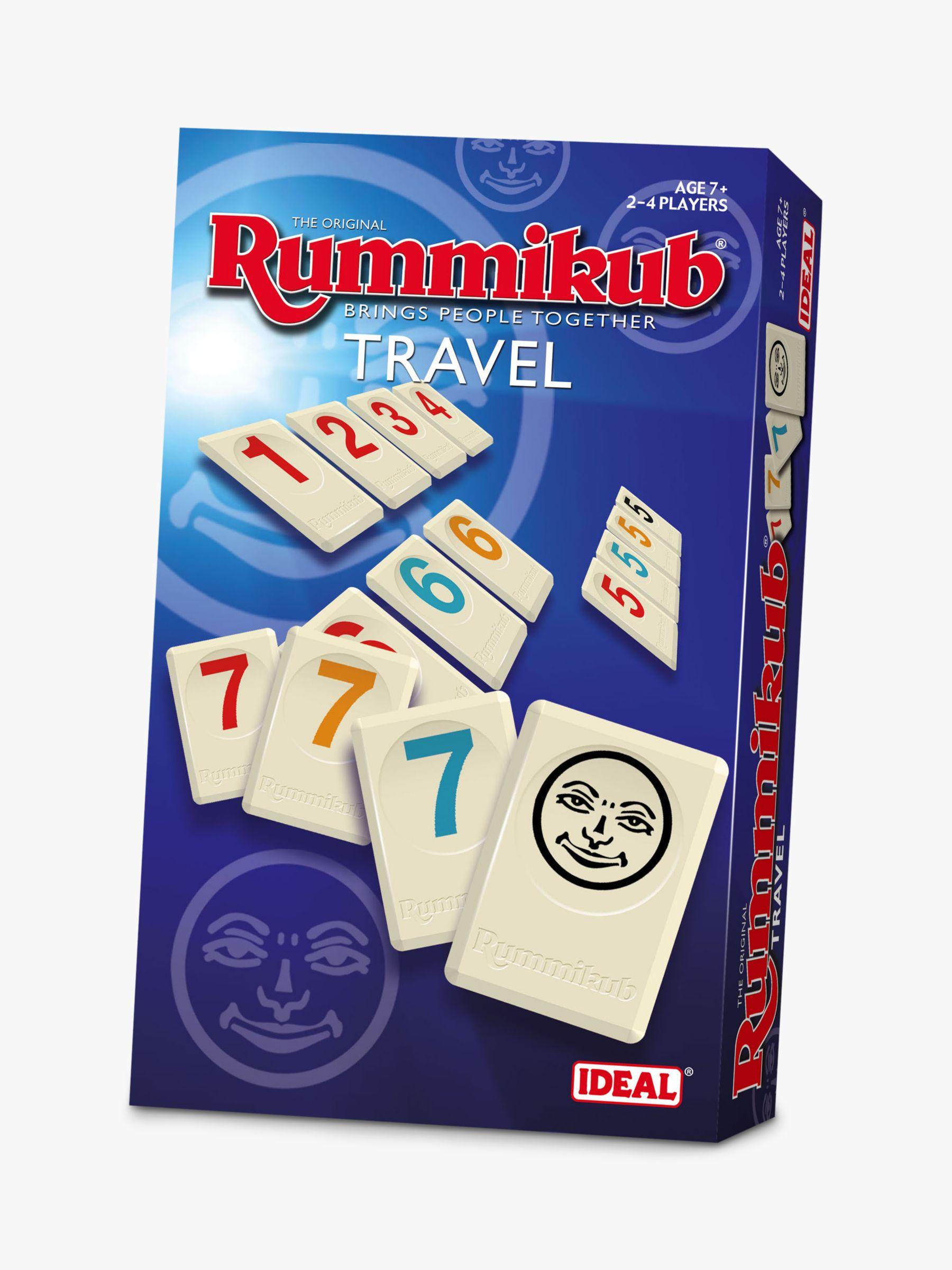 John Adams John Adams Rummikub Travel Game
