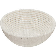 Buy Paul Hollywood Round Bread Proving Basket, Rattan Online at johnlewis.com