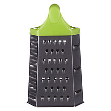 Buy Fackelmann 6 Sided Nonstick Grater Online at johnlewis.com