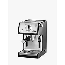 Buy De'Longhi ECP Espresso Coffee Maker Online at johnlewis.com