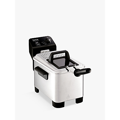 Tefal Easy Pro Deep Fryer, Stainless Steel