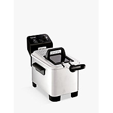Buy Tefal Easy Pro Deep Fryer, Stainless Steel Online at johnlewis.com