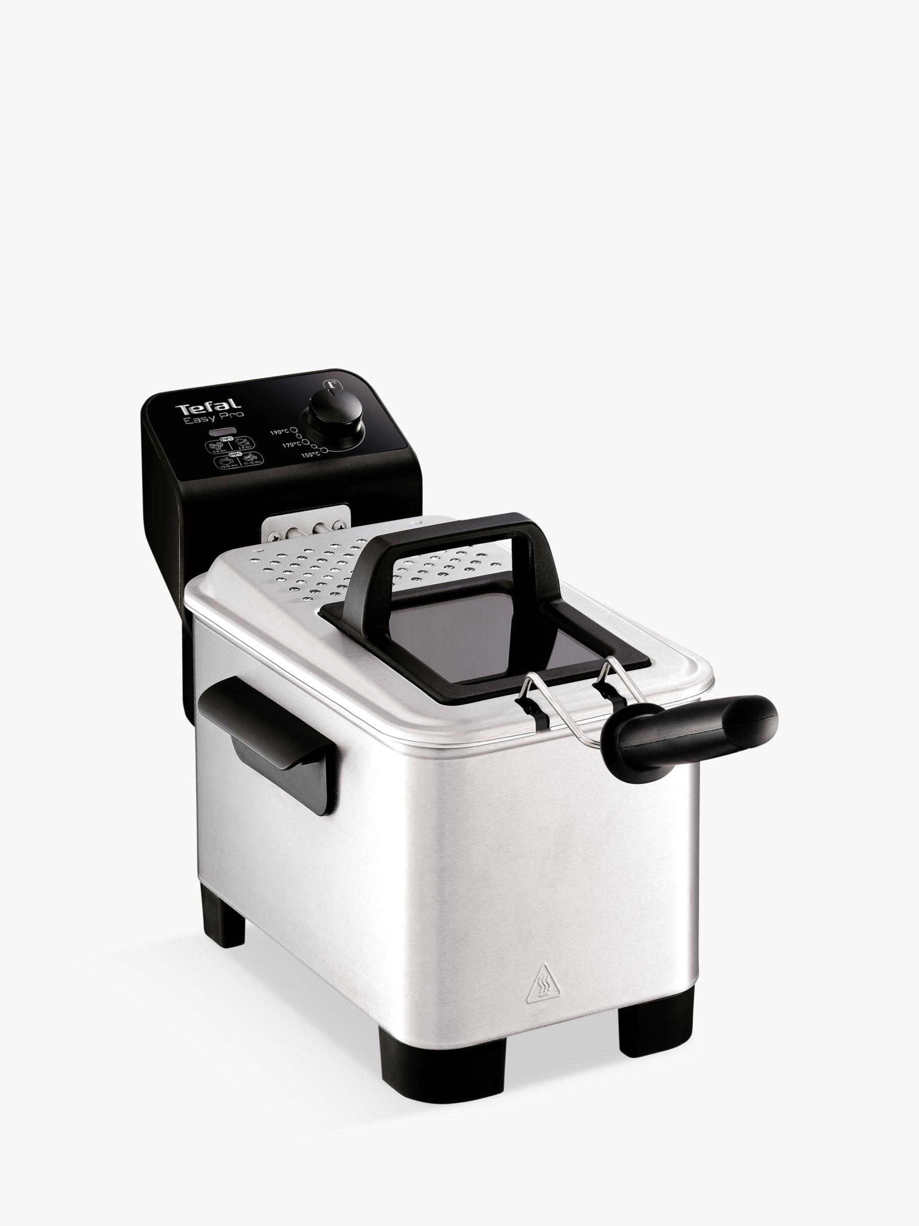 Tefal Tefal Easy Pro Deep Fryer, Stainless Steel