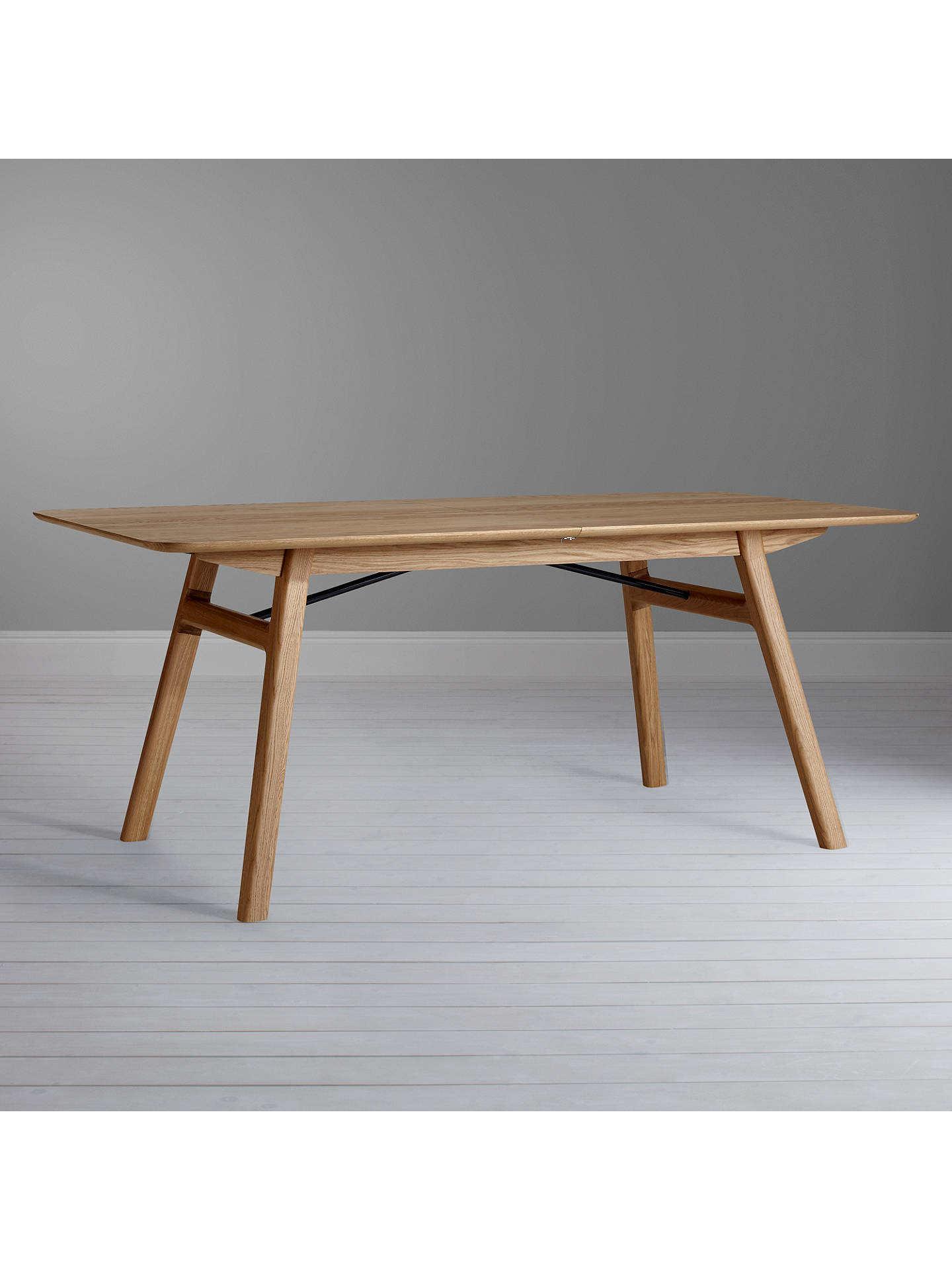 Admirable Design Project By John Lewis No 036 8 10 Seater Extending Dining Table Natural Oak Unemploymentrelief Wooden Chair Designs For Living Room Unemploymentrelieforg
