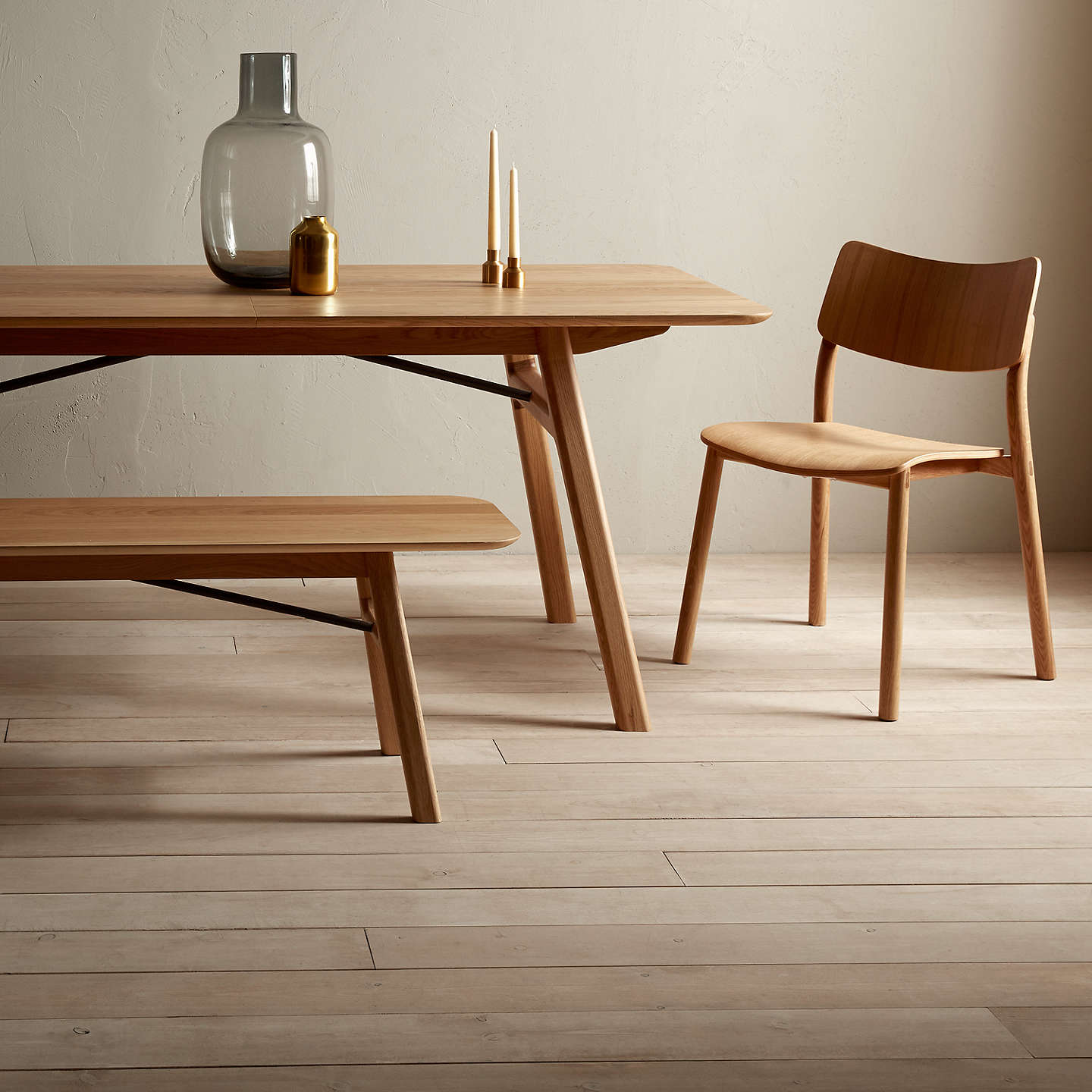 Design Project By John Lewis Dining Bench At John Lewis