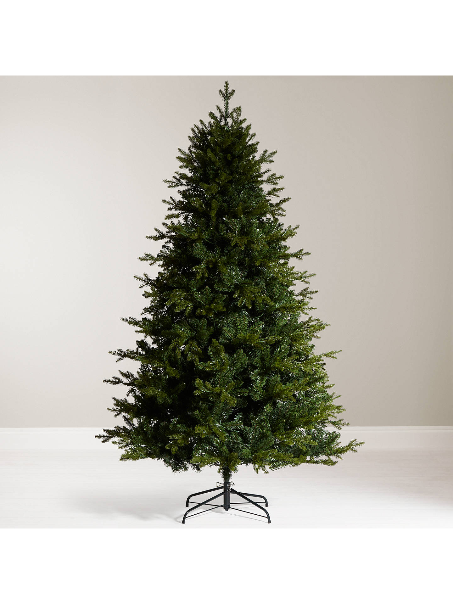 Buy John Lewis Kensington Pre-Lit Christmas Tree, 7ft Online at johnlewis.com
