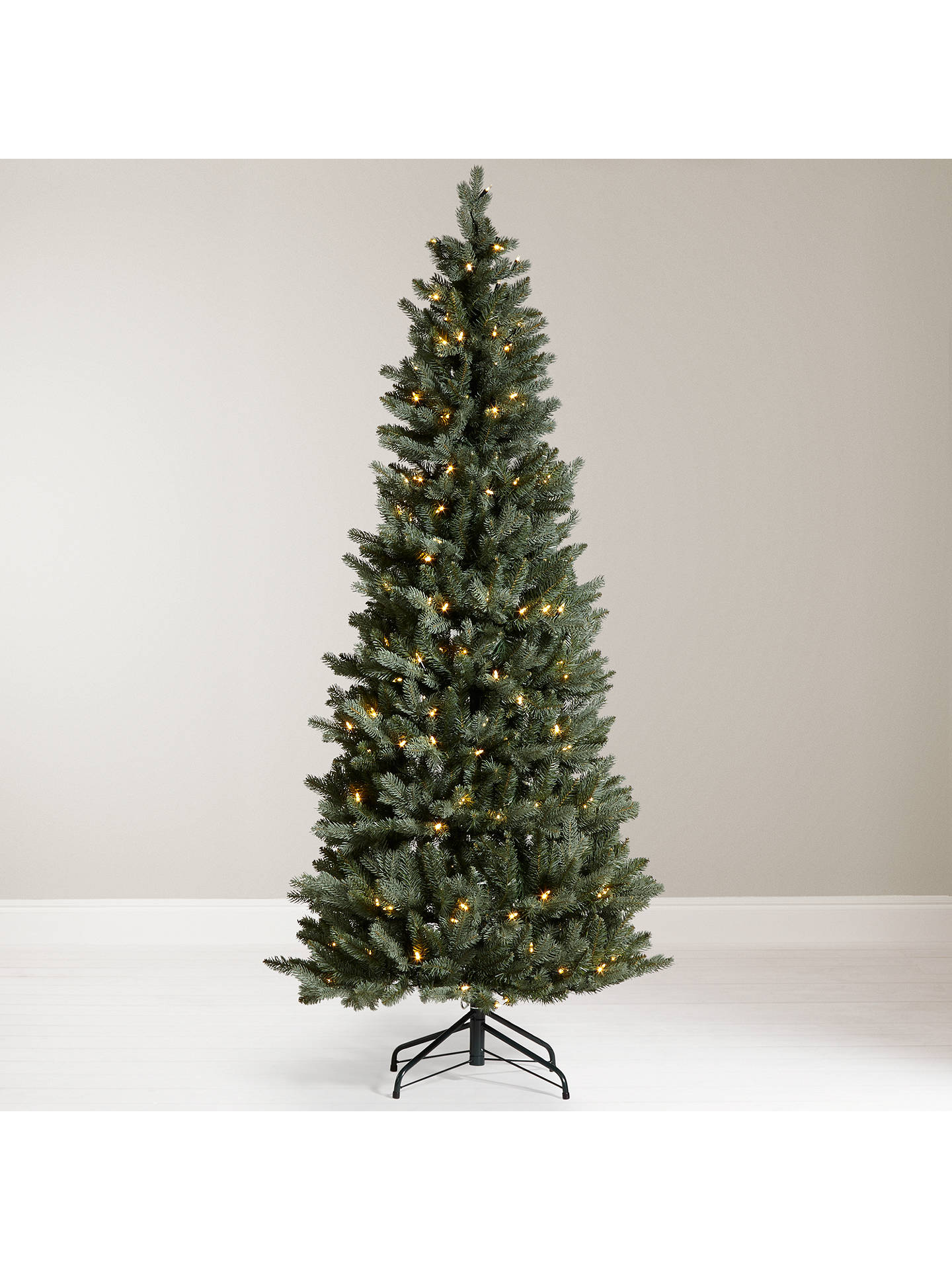 buyjohn lewis pre lit pop up space saver christmas tree - Pop Up Christmas Tree With Lights And Decorations
