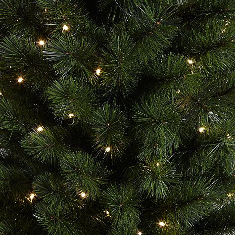 Buy John Lewis Pre Lit Pencil Pine Christmas Tree 7ft John Lewis - Pre Lit Pencil Christmas Tree
