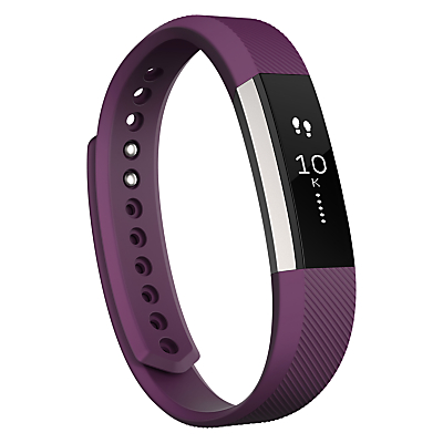 Fitbit Alta Wireless Activity and Sleep Tracking Smart Fitness Watch, Small