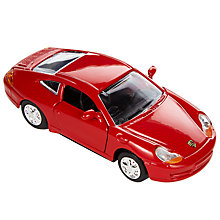 Buy John Lewis Porsche 911 1:43 Model Performance Car Online at johnlewis.com