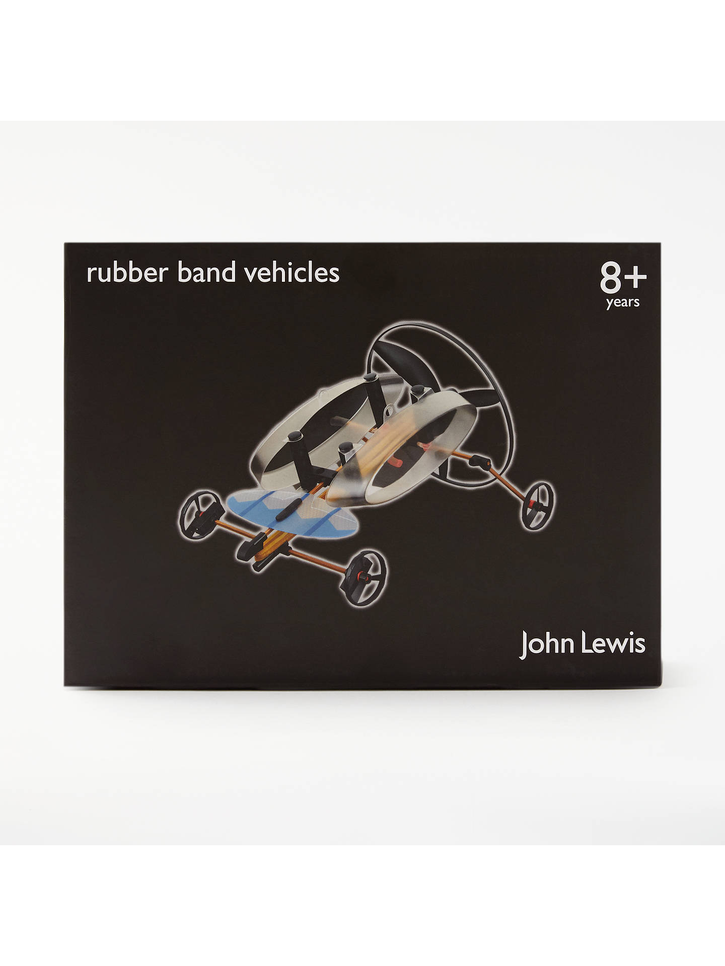 Buy John Lewis & Partners Rubber Band Vehicles Online at johnlewis.com