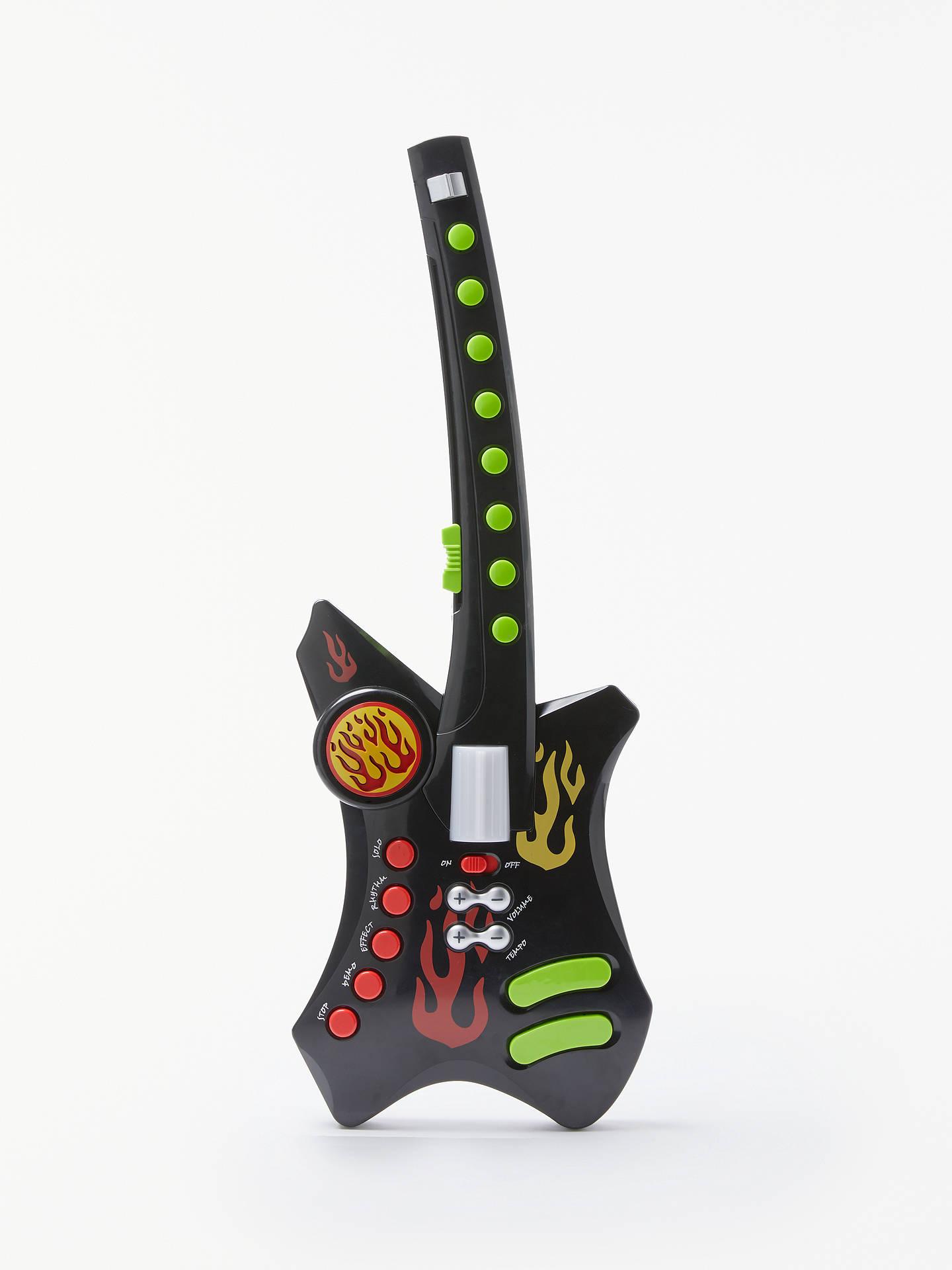 PERSONALISED ROCKSTAR GUITAR CHILDREN/'S DESIGNER ROCK KIDS HOODIE HOODY