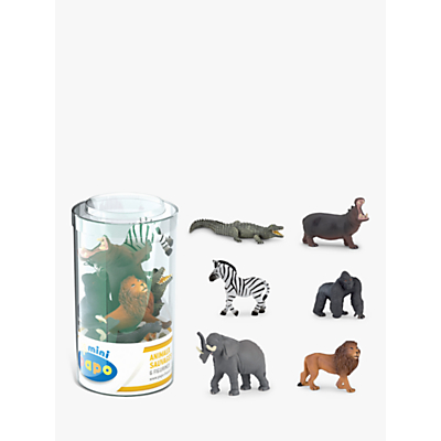 Image of Papo Wildlife Mini Tub