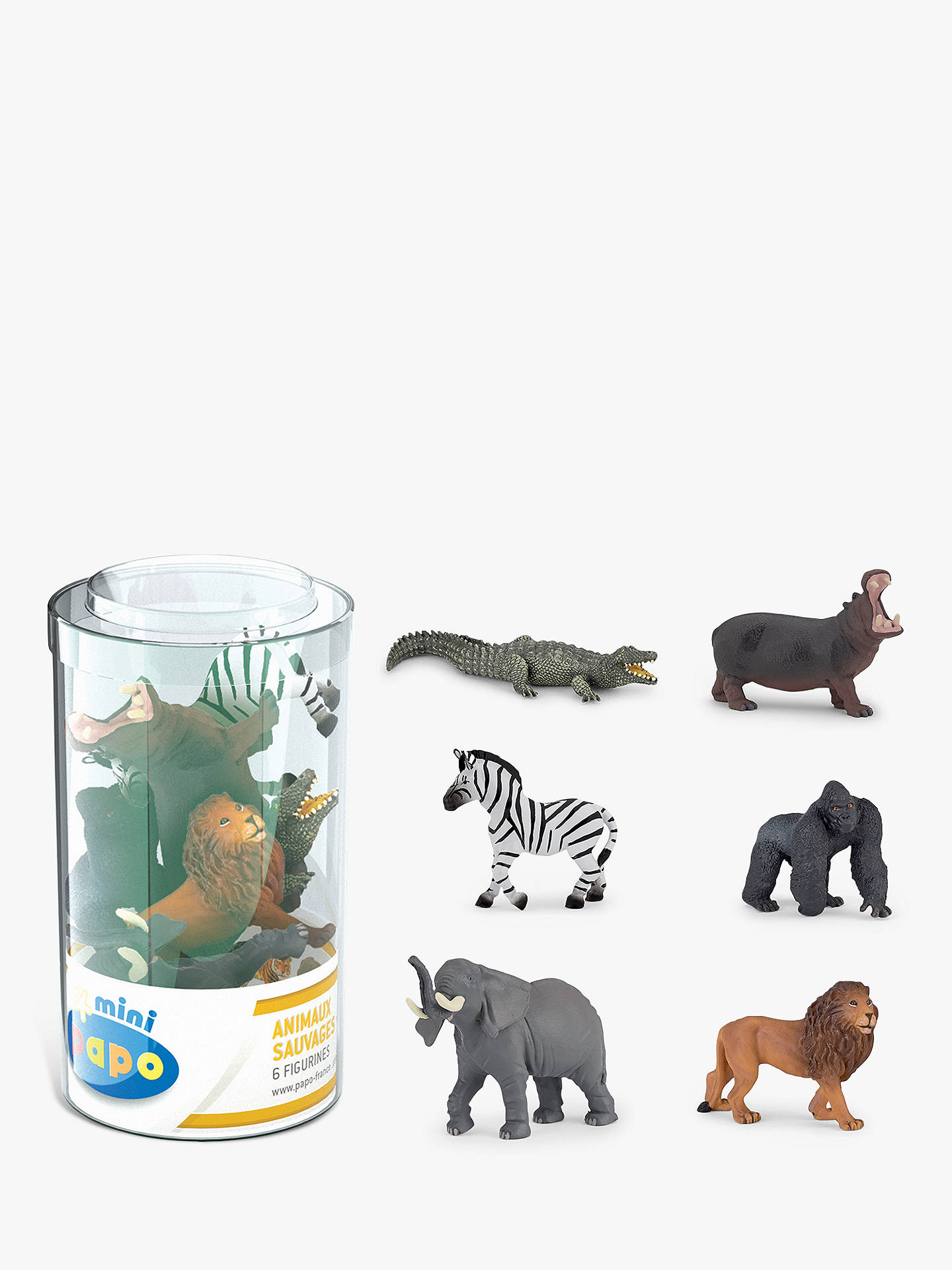 BuyPapo Wildlife Mini Tub Online at johnlewis.com
