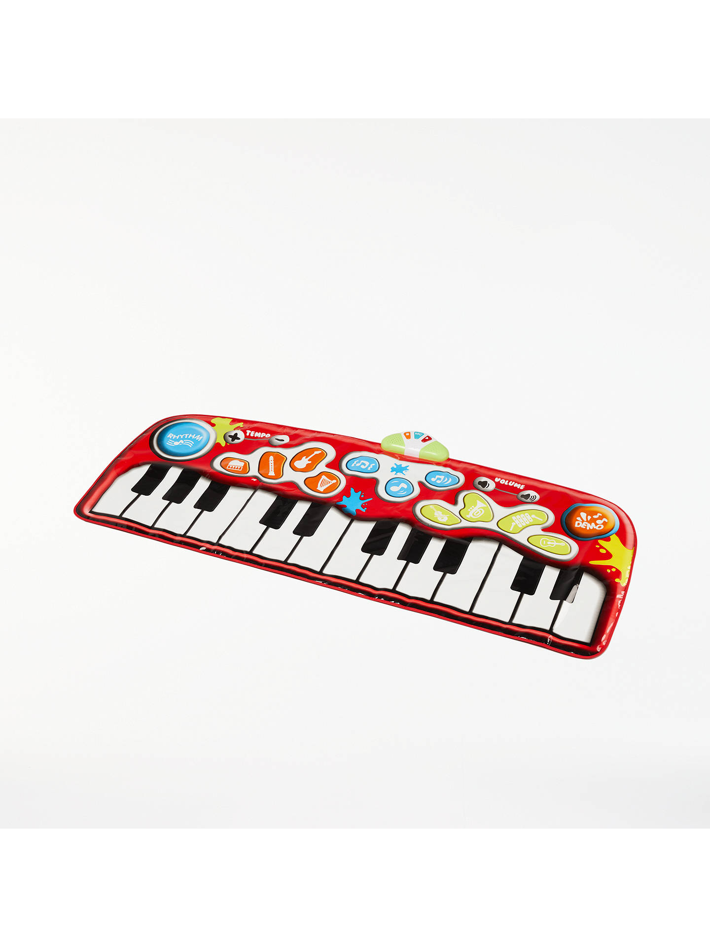 Buy John Lewis & Partners Giant Electronic Piano Mat Online at johnlewis.com