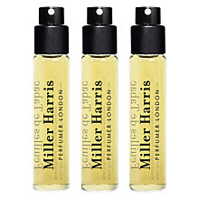 Buy Miller Harris Feuilles de Tabac Travel Refills, 3 x 9ml Online at johnlewis.com