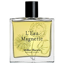 Buy Miller Harris L'Eau Magnetic Eau de Parfum Online at johnlewis.com