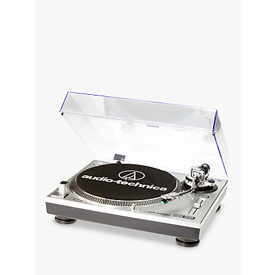 Audio-Technica AT-LP120 USB Turntable With Three Speeds & Audacity Software