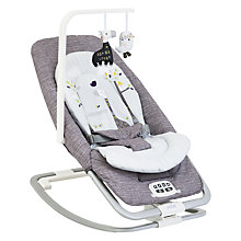 Buy Joie Dreamer Baby Bouncer, Khloe & Bert Online at johnlewis.com