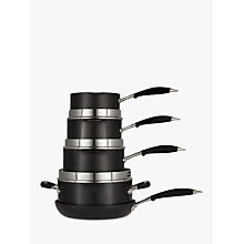 Buy John Lewis 'The Pan' Pan Set, 5 Piece Online at johnlewis.com