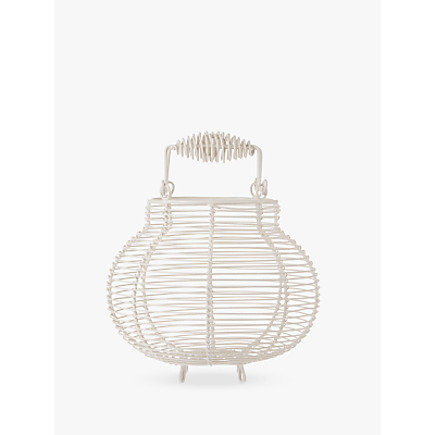Product photo of John lewis croft collection egg basket