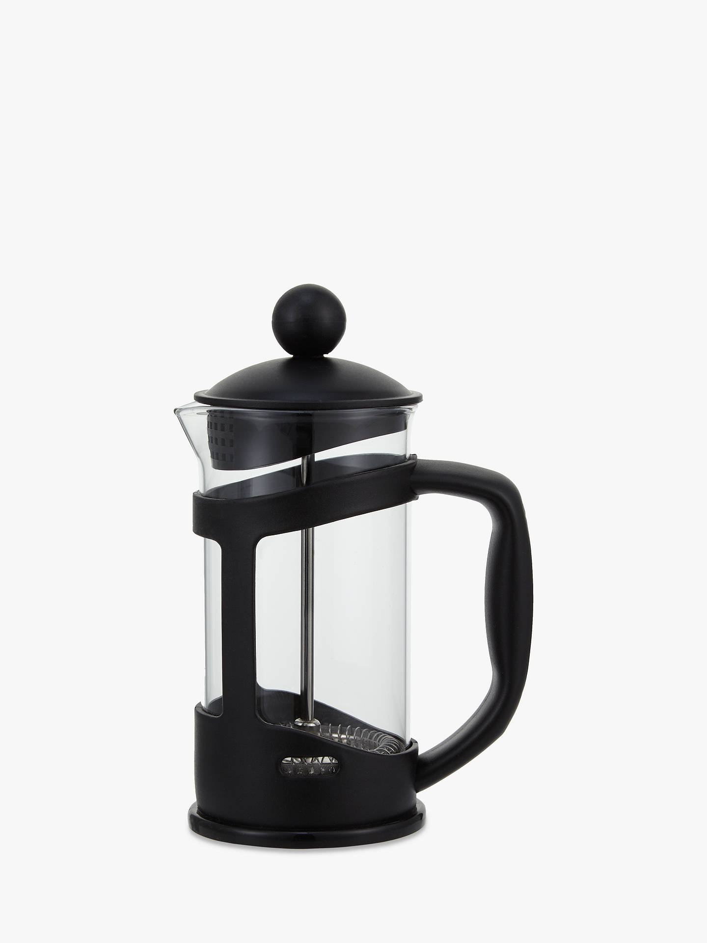 BuyJohn Lewis & Partners The Basics Cafetiere, 3 Cup Online at johnlewis.com