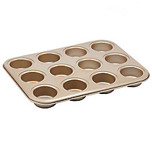 Buy Paul Hollywood 12 Cup Muffin Tin Online at johnlewis.com