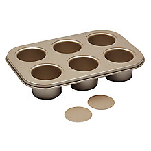 Buy Paul Hollywood Pork Pie Loose Base Tin Online at johnlewis.com