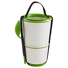 Buy Black and Blum Double Lunch Pot Online at johnlewis.com