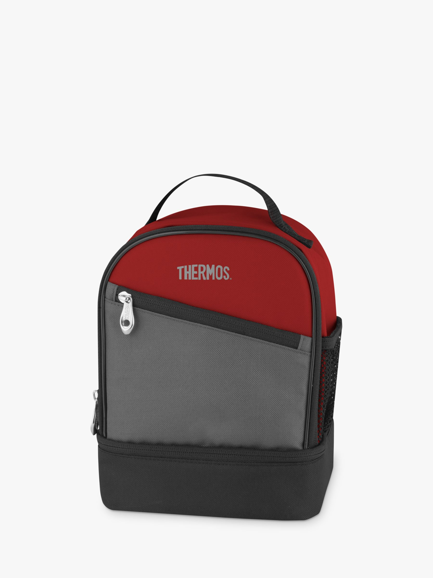 Thermos Thermos Essentials Dual Compartment Lunch Bag