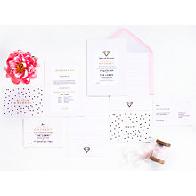Buy Abigail Warner Diamond Information Sheets, Pack of 40 Online at johnlewis.com