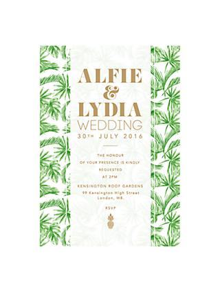 wedding stationery john lewis partners