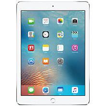"Buy Apple iPad Pro, A9X, iOS, 9.7"", Wi-Fi & Cellular, 32GB Online at johnlewis.com"
