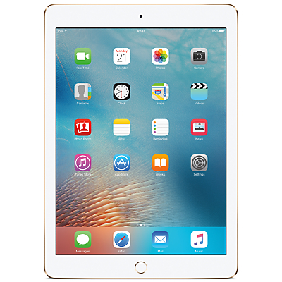 Apple iPad Pro, A9X, iOS, 9.7, Wi-Fi, 32GB