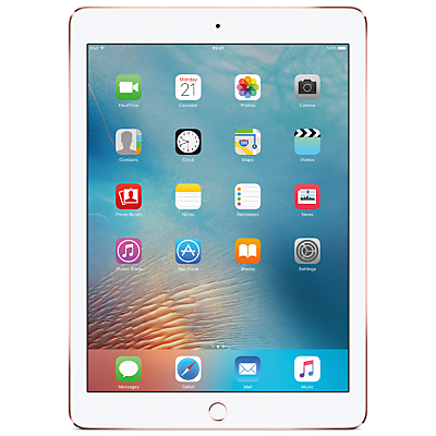 Apple iPad Pro, A9X, iOS, 9.7, Wi-Fi, 256GB