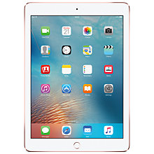 "Buy Apple iPad Pro, A9X, iOS, 9.7"", Wi-Fi, 128GB Online at johnlewis.com"