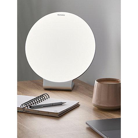 Buy Beurer TL 30 Ultra Portable Daylight SAD Light, White Online at  johnlewis.com