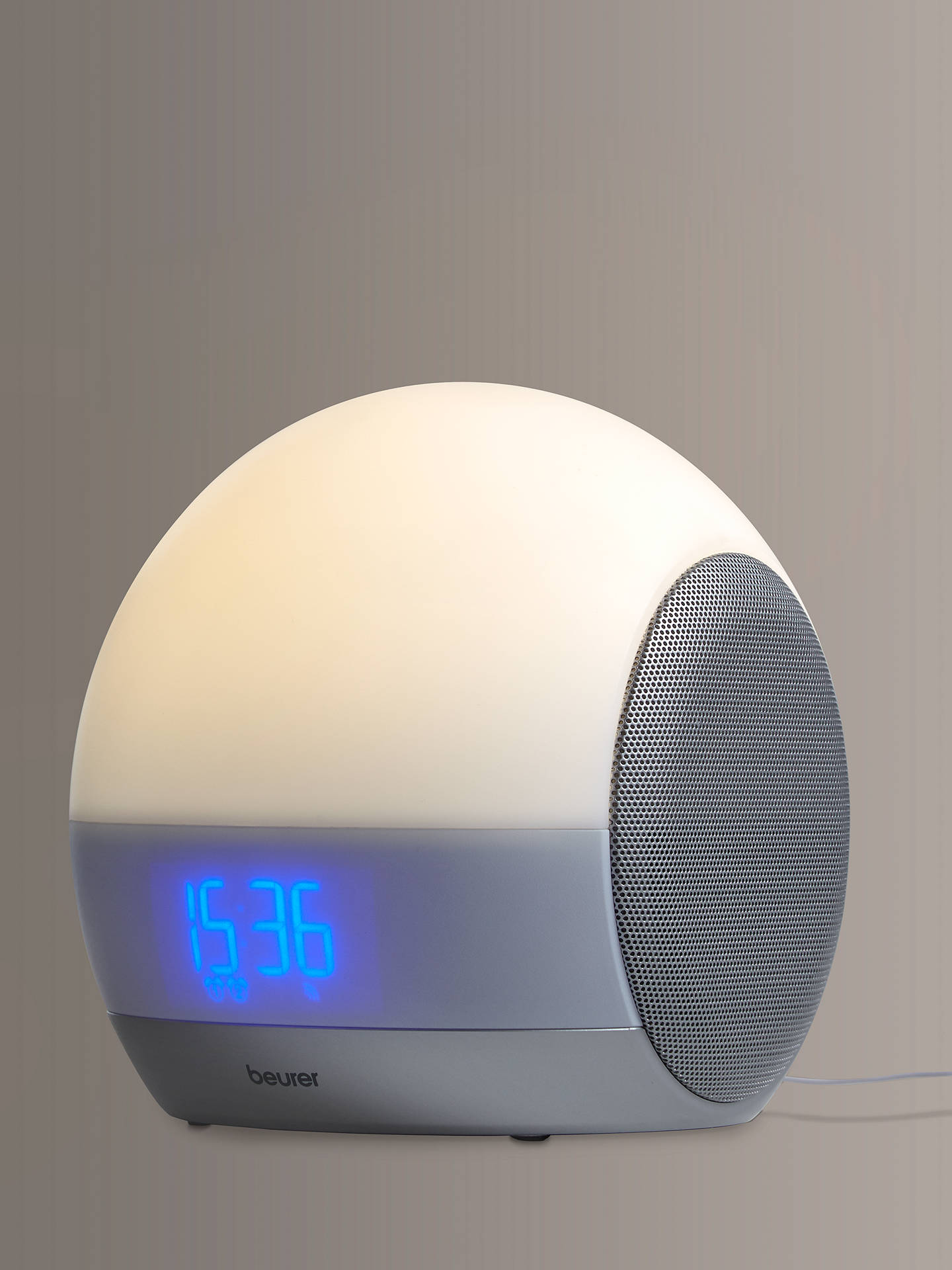 BuyBeurer WL 90 4-in-1 Wake Up Light, White Online at johnlewis.com