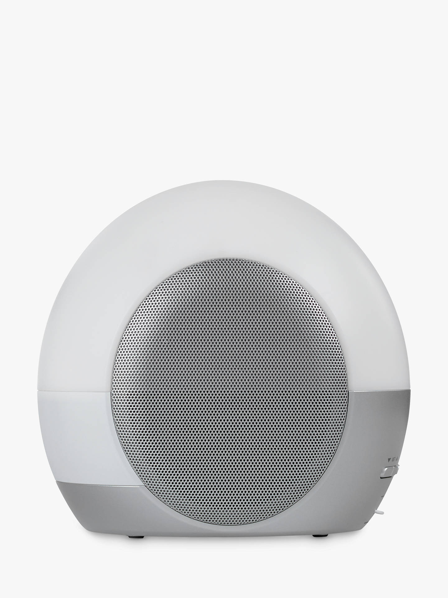 Buy Beurer WL 90 4-in-1 Wake Up Light, White Online at johnlewis.com
