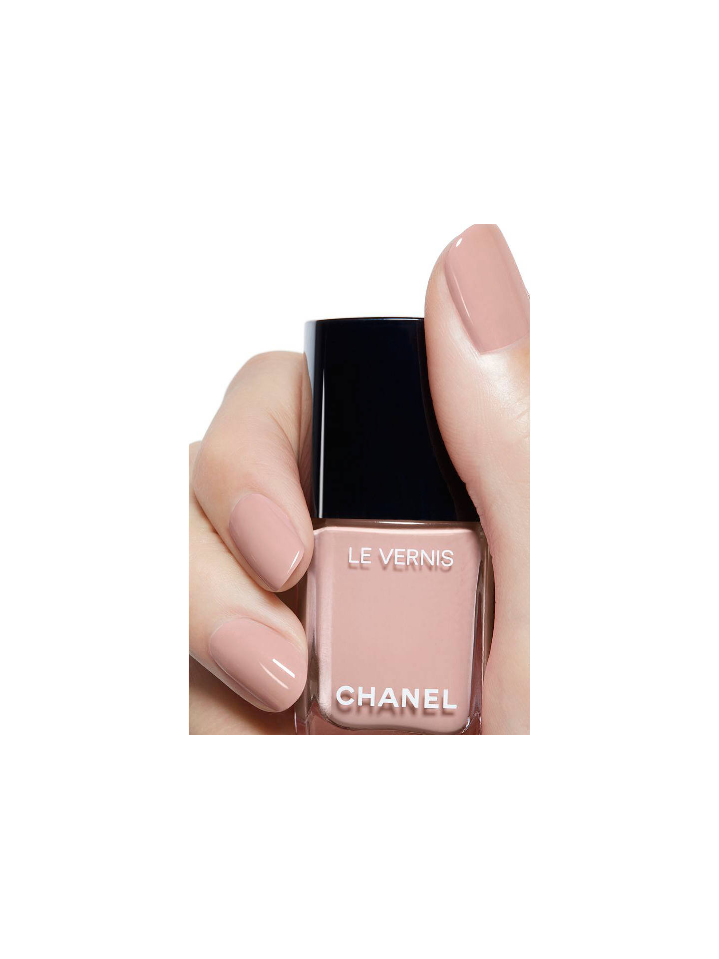 Buy CHANEL Le Vernis Longwear Nail Colour, 504 Organdi Online at johnlewis.com