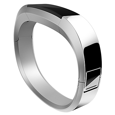 Fitbit Alta Metal Bracelet Wristband, Stainless Steel, Small