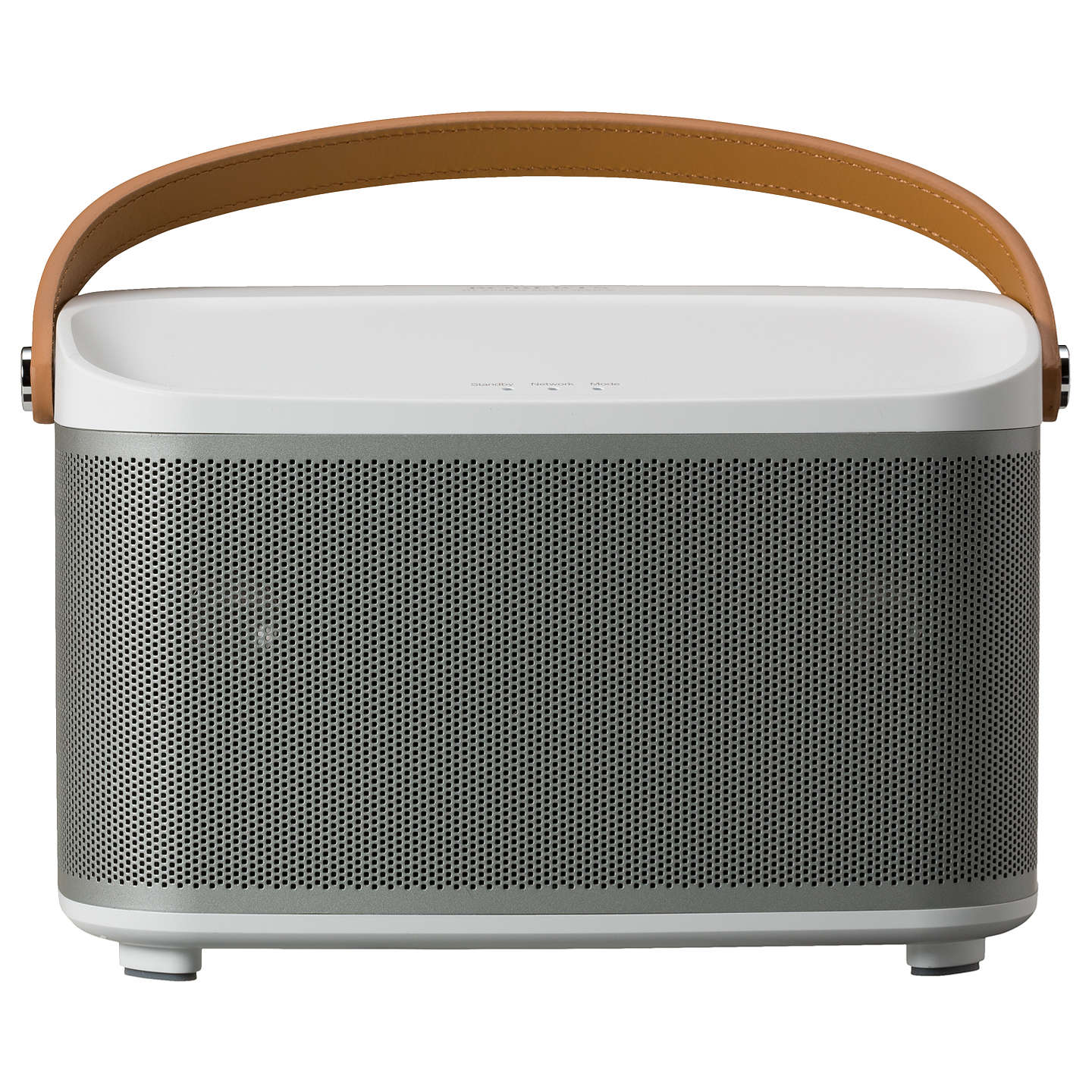 ROBERTS R1 Bluetooth Multi-Room Speaker With Internet Radio At John Lewis